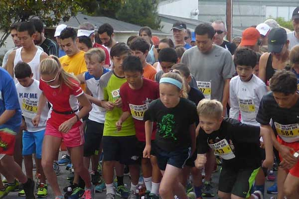 Rotary Club Fun Run
