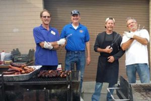 Kiwanis Sausage Supper
